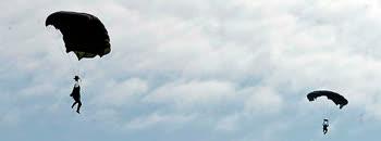 Кумановските падобранци најдобри
