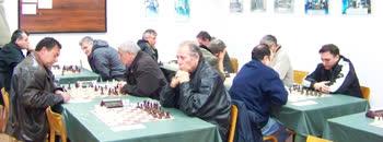 Недела на Шаховско првенство во Куманово