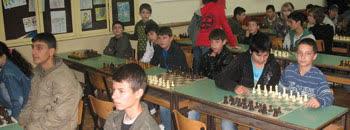 Заврши првото училишно првенство во шах