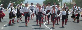 Македонскиот фолклор претставен во Истра
