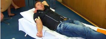 Успешна крводарителска акција на СДСМ