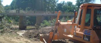 Започна реконструцијата на Драгомански мост