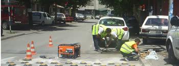 Се поставуваат лежечки полицајци
