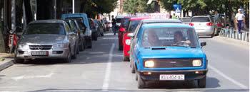 Диво паркираните возачи посилни од полицијата