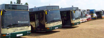 Нови автобуси во градскиот превоз