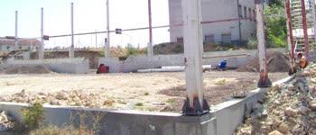 Доцни изградбата на спортската сала во Којнаре