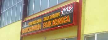 Пуштена спортска сала во Слупчане