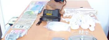 Уапсен дилер на дрога и неговата мајка