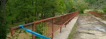 Се повлекува водата во Пчиња