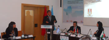 Градоначалникот на Самит во Тирана