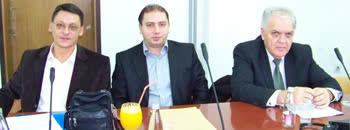 """ВМРО-ДПМНЕ побара оставка од директорот на """"Водовод"""""""