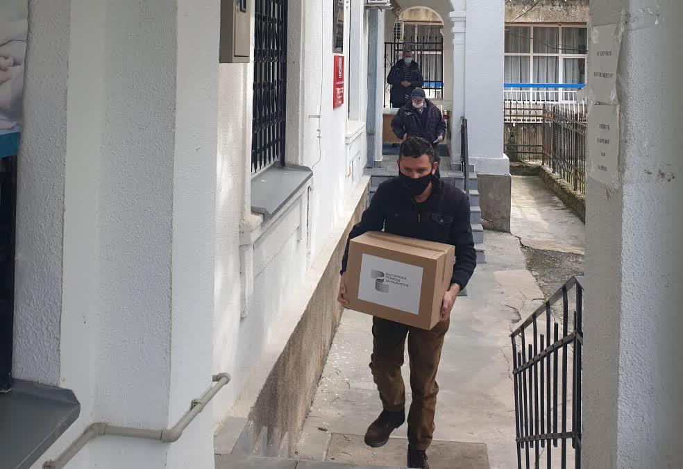 Донација за ранливите семејства во Кратово од Бугарската амбасада