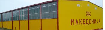 Спортската сала во населбата Карпош чека употребна дозвола