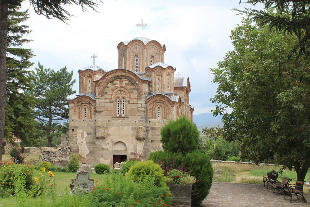 Црква Светог Ђорђа у Старом Нагоричану - Ремек дело византијског класицизма