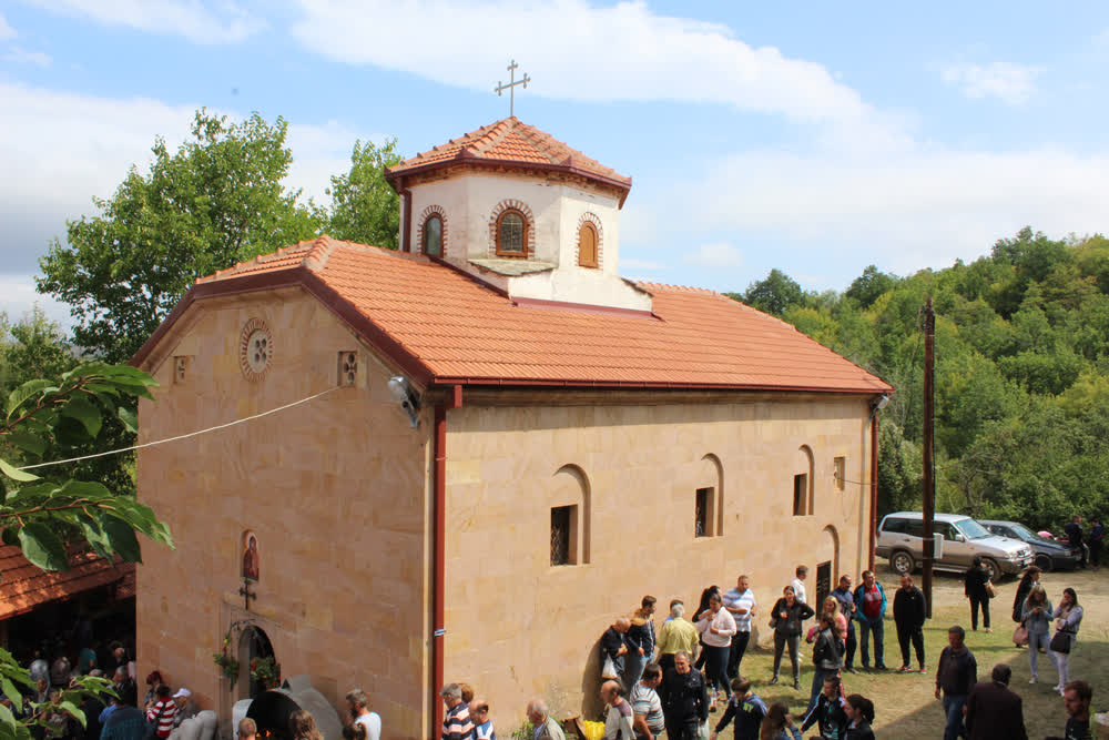 Манастир Забел - заборављена духовна светиња