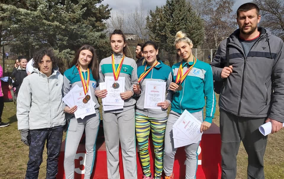 Атлетскиот клуб Куманово освои најмногу медали на Зимскиот куп во фрлачки дисциплини