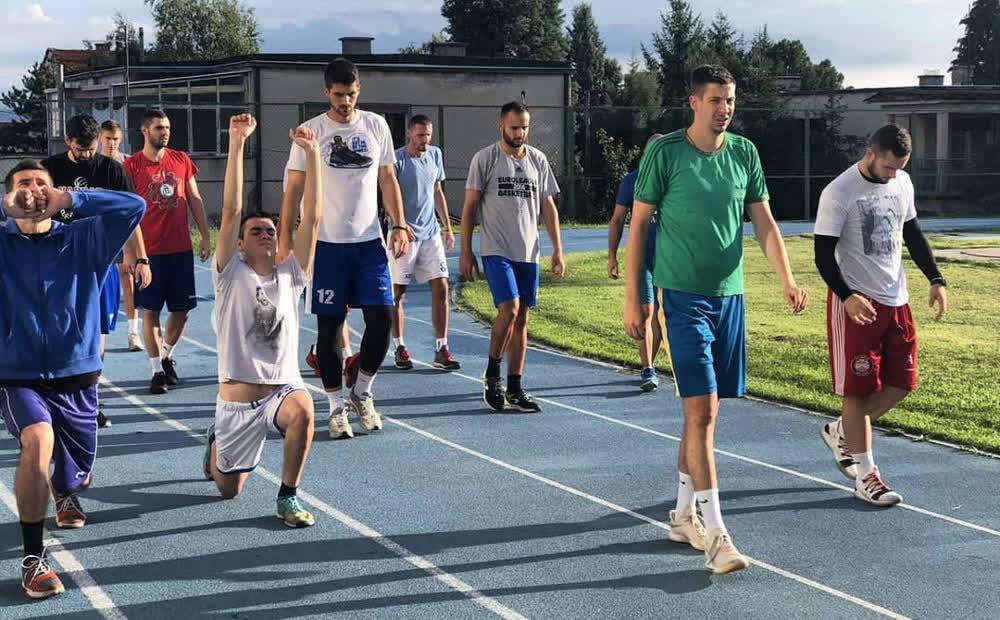 КК Куманово интензивно се подготвува за почетокот на сезоната