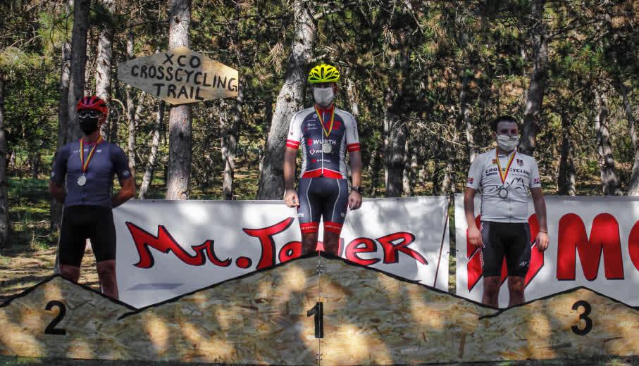 """""""Крос сајклинг"""" од Куманово шампион во планински велосипедизам во државата"""