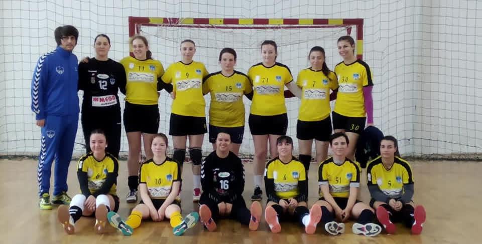 Младинките на ЖРК Куманово ја поразија екипата на Кузман Илинден