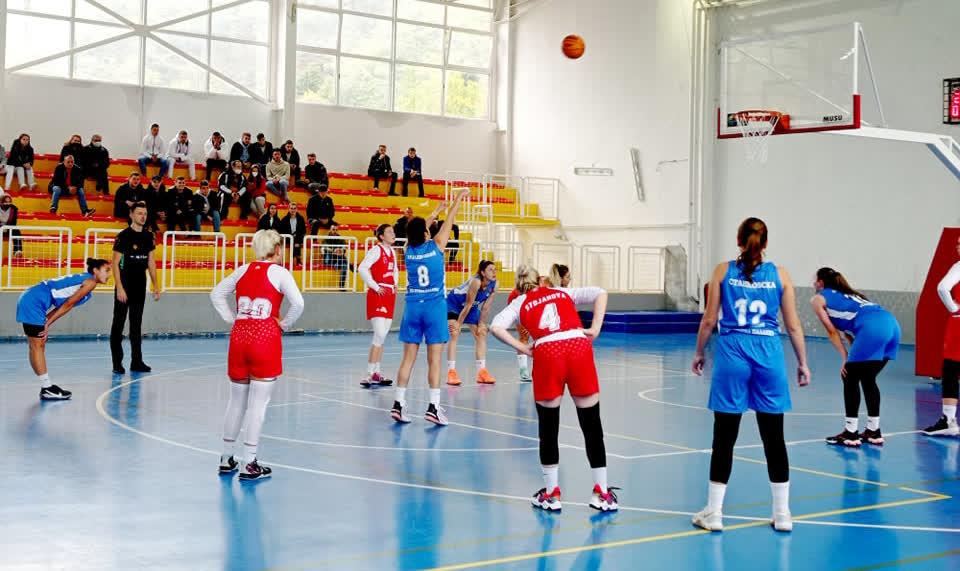 KK Крива Паланка го порази ЖКК Работнички во Прволигашот меч од женската кошаркарска лига