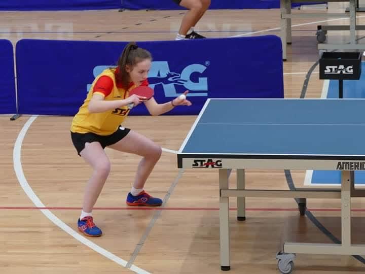Државната првенка во пинг-понг Ана Стојановска го сонува успехот на Ѓоковиќ