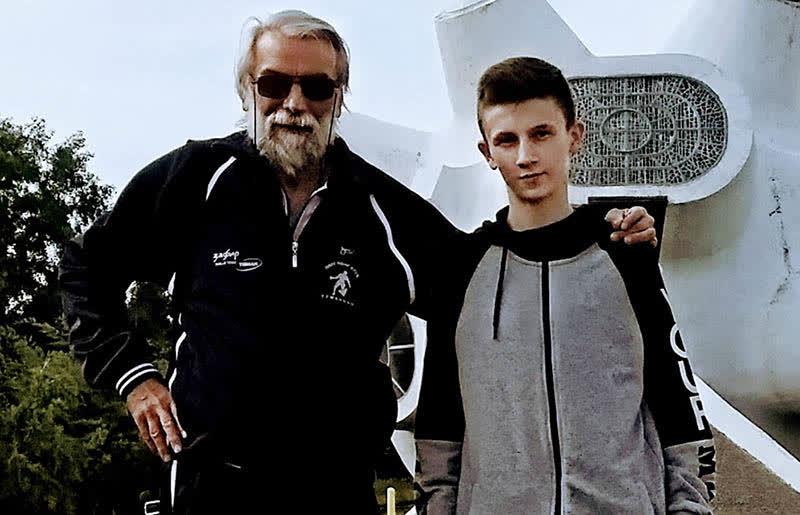 Андреј Васевски освои четврто место на Државниот турнир во Крушево