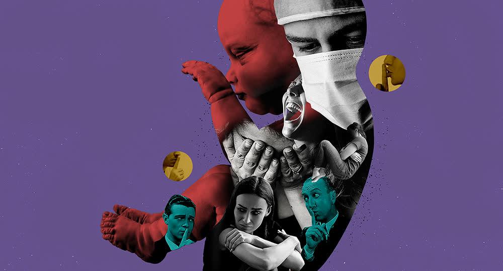 Породувањето во земјите од Централна и Источна Европа често предизвикува траума, но жените ретко кога бараат правна одговорност