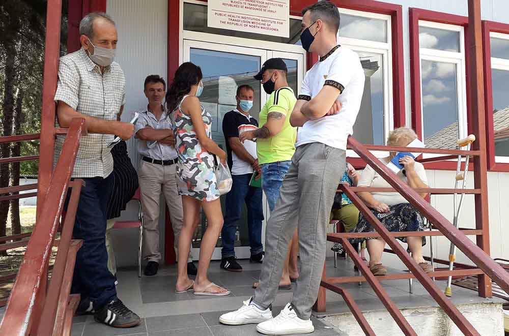 Нема трансфузиолози, пациентите од Куманово ги лекуваат далечински од Штип и Скопје