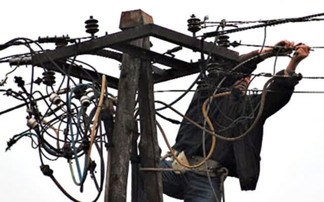 Без струја повеќе села во Старо Нагоричане