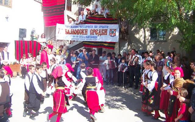 "Селото Бајловце живее за ""Бајловските средби"""