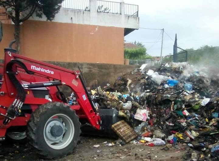 Чистењето на расфрланиот отпад вo Североисточниот регион ќе започне во септември