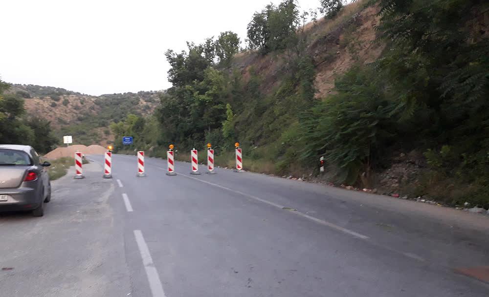 Целосно е затворен за сообраќај мостот на реката Пчиња, граѓаните лути што нема алтернативен пат