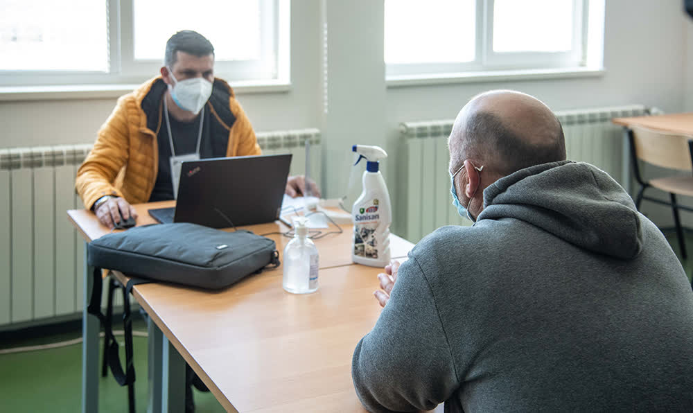 Во Кумановскиот регион пописот се одвива непречено со доволно попишувачи