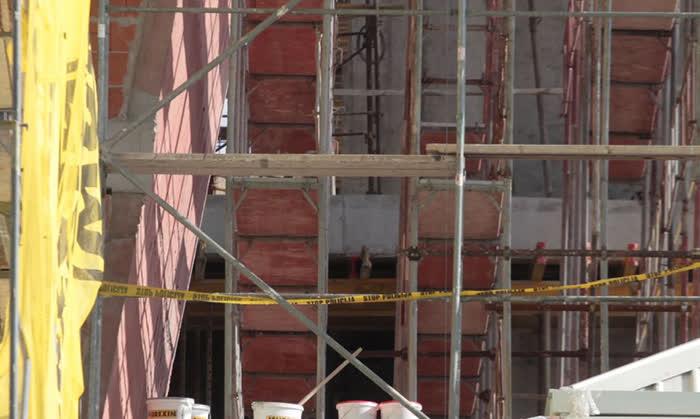 Тешко повреден градежен работник од Куманово