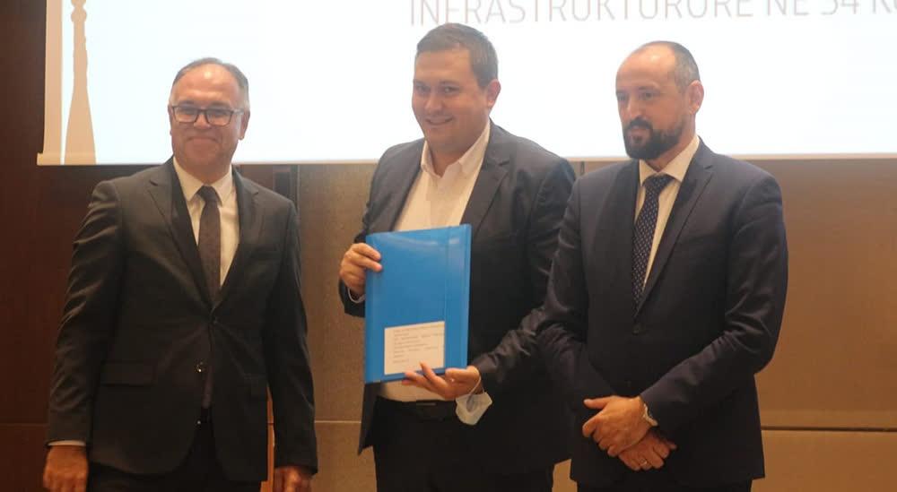 Куманово доби 47,7 милиони денари за изградба на канализациja во Табановце, Четирце и Сопот
