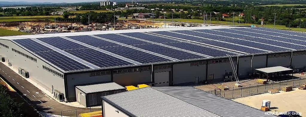 Дрекслмајер во Куманово се снабдува со електрична енергија исклучиво од обновливи извори