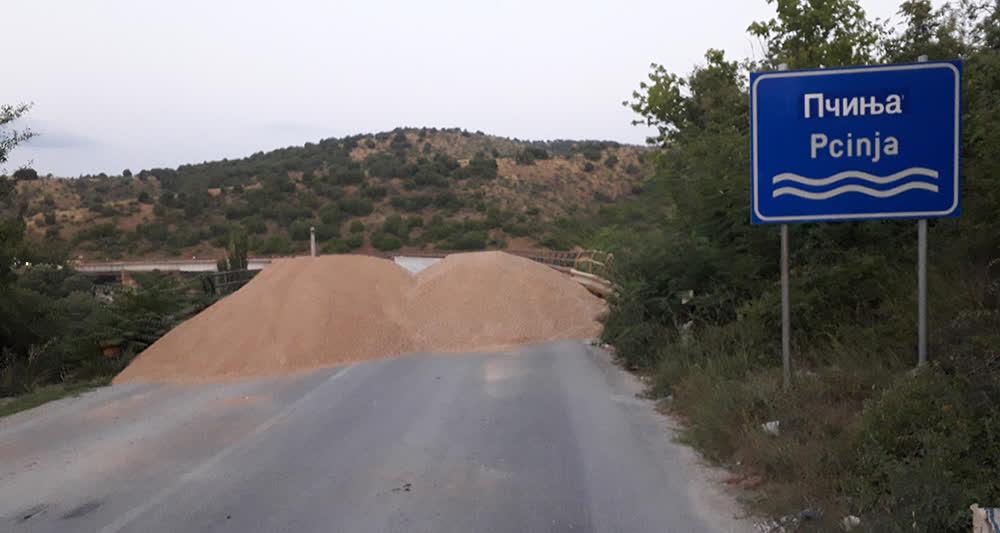 Во наредните 100 дена мостот на Пчиња кај Доброшане ќе биде затворен