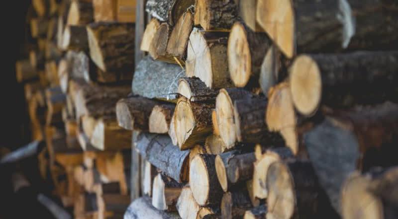 Половина од домаќинствата во земјава и понатаму се затоплуваат на огревно дрво