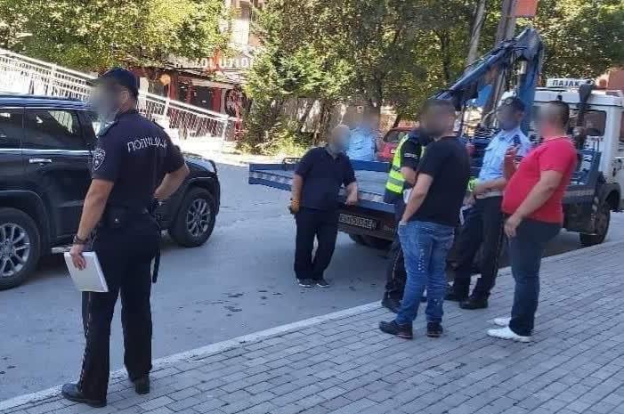 Полицаец повреден додека се обидувал да уапси лице барано по потерница