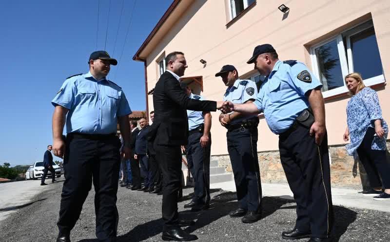 Реконструирани полициските станици во Старо Нагоричане и Ранковце