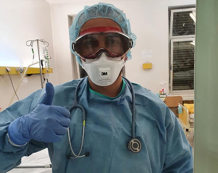 Кумановец тим лидер во Ковид-центар на Универзитетска клиника во Марибор