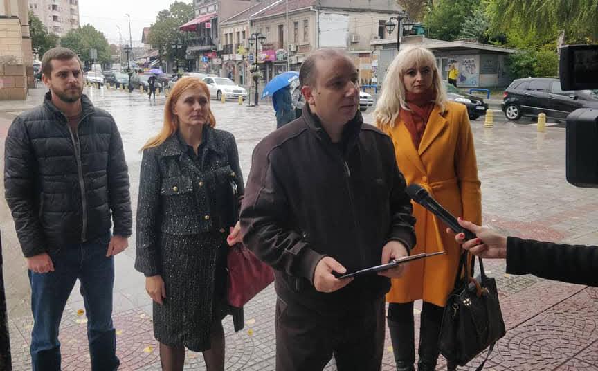 """Николовски најави проект за продолжување на булеварот """"Октомвриска револуција"""""""