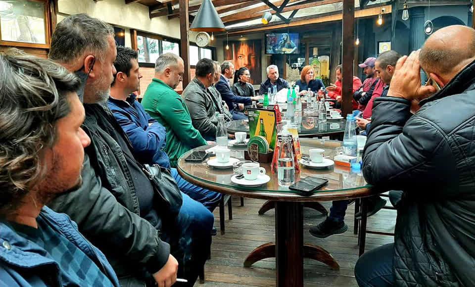 Доцевска-Божиновска најави поголема поддршка и помош на угостителите