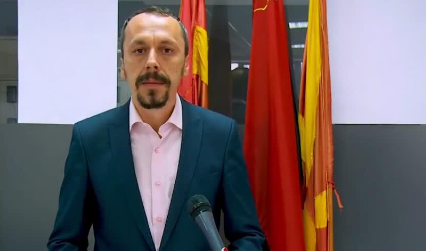 Петрушевски ги повика граѓаните да гласаат за Михајловски:Куманово повеќе да не биде бастион на ниту една партија