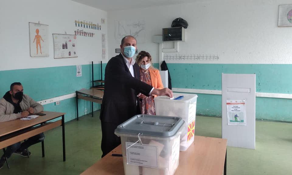 Градоначалникот Еркан Арифи доби доби уште еден мандат да го води Липково
