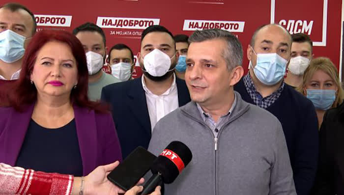 Ние сме сигурни победници и во вториот круг на изборите, вели Илиевски