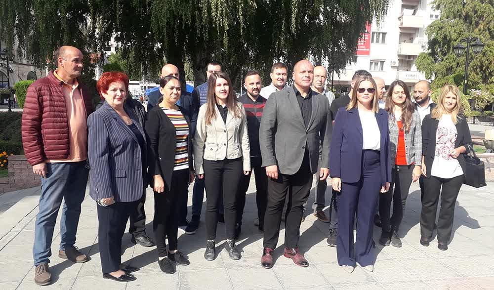 """""""За наше Куманово"""" на конвенција ќе ги претстави кандидатите за градоначалник и советници"""