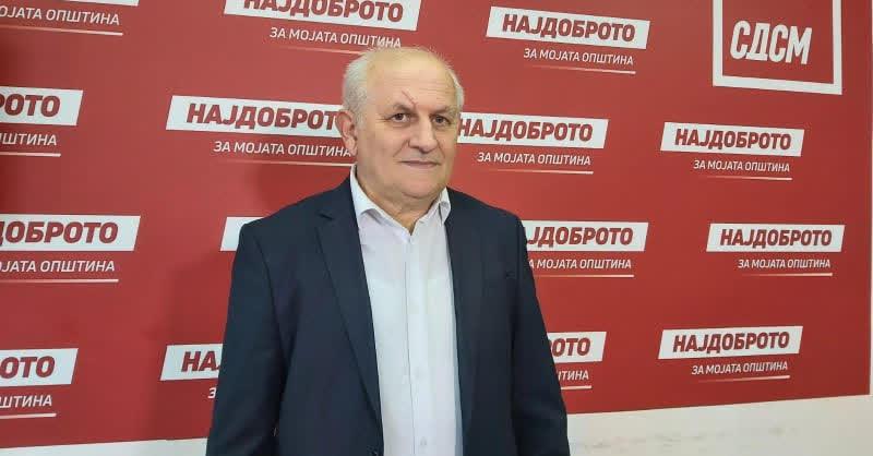 Петрушевски негира дека ја нападнал Алексовска, тврди дека луѓе на Димитриевски го провоцирале пред неговиот дом