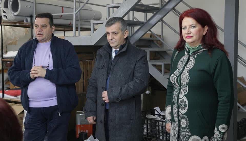 На Куманово ќе му го вратиме реномето на чевларски град, вети Илиевски
