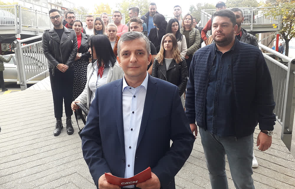 Илиевски најави дислокација на монтажната гаража од центарот на Куманово